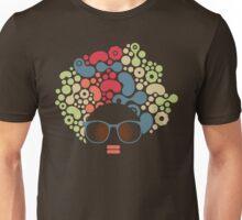 Strange hair Unisex T-Shirt