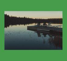 Empty - Reflecting on Sunset Serenity Baby Tee