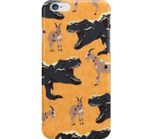 He's Gonna Eat the Goat? iPhone Case/Skin