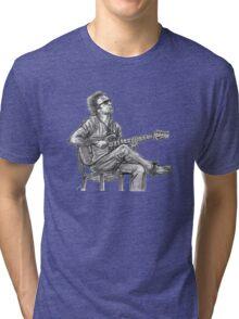 JJ Cale Tri-blend T-Shirt