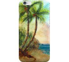 Multicolored Palm Sky iPhone Case/Skin