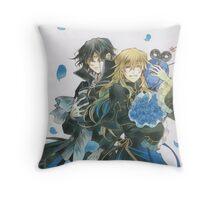 Pandora Hearts - Gil & Vince Throw Pillow