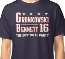 Vote Boston TE Party Classic T-Shirt