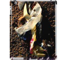Rubbish iPad Case/Skin