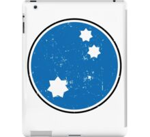 Blue Squadron iPad Case/Skin