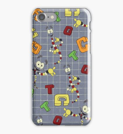 Dino DNA iPhone Case/Skin