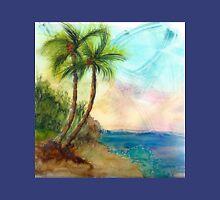 Multicolored Palm Sky Hoodie