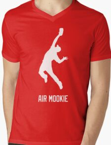 Air Mookie Mens V-Neck T-Shirt