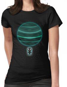 Light the Dark Womens Fitted T-Shirt