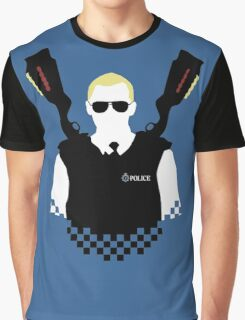 Here Come The Fuzz Graphic T-Shirt