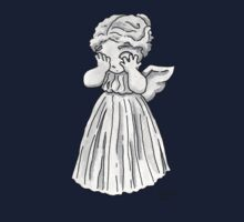 Don't Cry, Li'l Angel One Piece - Short Sleeve