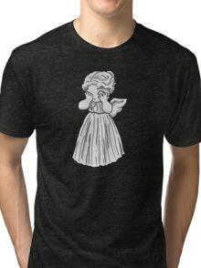 Don't Cry, Li'l Angel Tri-blend T-Shirt