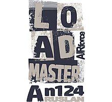 Loadmaster Ruslan Photographic Print