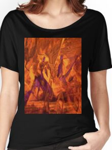 Fort McMurray, Alberta, Canada Women's Relaxed Fit T-Shirt