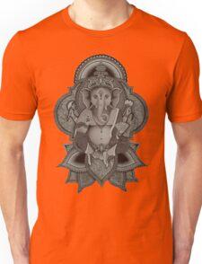 Ganesha - black Unisex T-Shirt