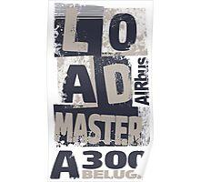 Loadmaster Beluga Poster