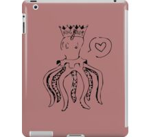 King Poulpe iPad Case/Skin