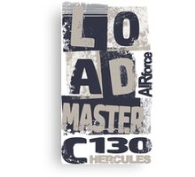 Loadmaster Hercules Canvas Print