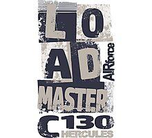 Loadmaster Hercules Photographic Print