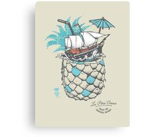 a Tropical Voyage Canvas Print