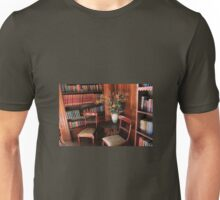Home library Unisex T-Shirt
