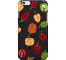 Life of spice and color iPhone Case/Skin