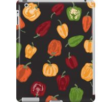 Life of spice and color iPad Case/Skin