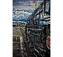 Whistle Stop Photographic Print