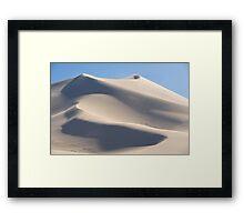 Shifting Sands Framed Print