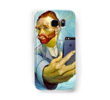 The Art of the Selfie Samsung Galaxy Case/Skin