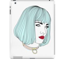 my ghost iPad Case/Skin