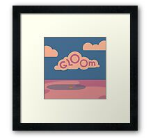 Passing Shadow Framed Print