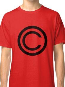 Copyright Classic T-Shirt