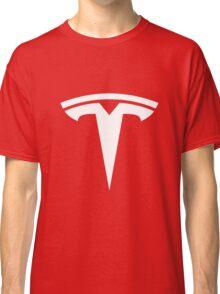 Tesla Logo Classic T-Shirt
