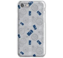 Gallifreyan Phrases iPhone Case/Skin