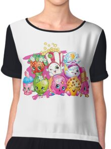 Shopkins Chiffon Top