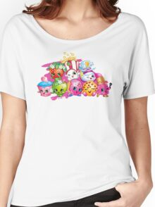 Shopkins Women's Relaxed Fit T-Shirt