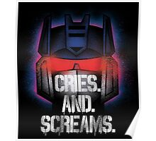 Soundwave - Cries And Screams Poster