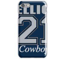 Ezekiel Elliot Dallas Cowboys iPhone Case/Skin