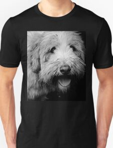 Portrait in Black & White Unisex T-Shirt