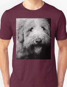 Portrait in Black & White Unisex T-Shirt