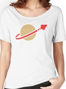 Lego Classic Space Women's Relaxed Fit T-Shirt