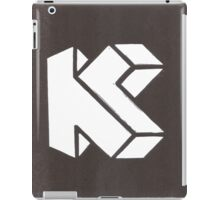 K is for Killmonkies iPad Case/Skin
