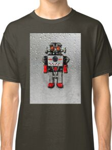 Vintage Robot 3 iPhone case Classic T-Shirt