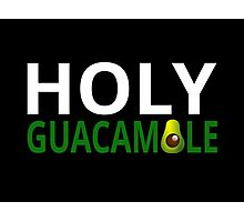 Holy Guacamole Photographic Print