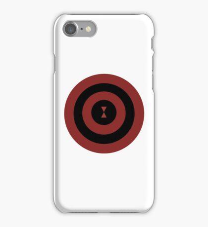 Captain Widow iPhone Case/Skin