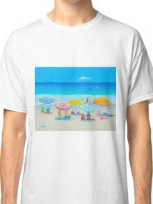 Beach Art - Catching the Breeze Classic T-Shirt