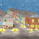 Nightlife In Hare Town by Briony Ryan