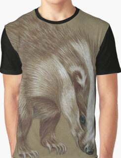 badger Graphic T-Shirt
