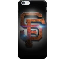 SF Giants MOS iPhone Case/Skin